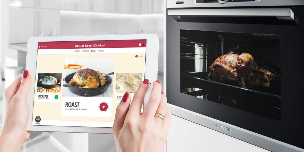 If Bosch And Drop Have Their Way, Weu0027ll All Be Cooking Like Master Chefs.  The Two Makers Of Smart Kitchen Appliances Have Paired Up To Streamline The  ...