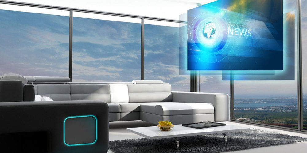 The Home of 2050: Are Virtual Holidays, Self-Decorating ...