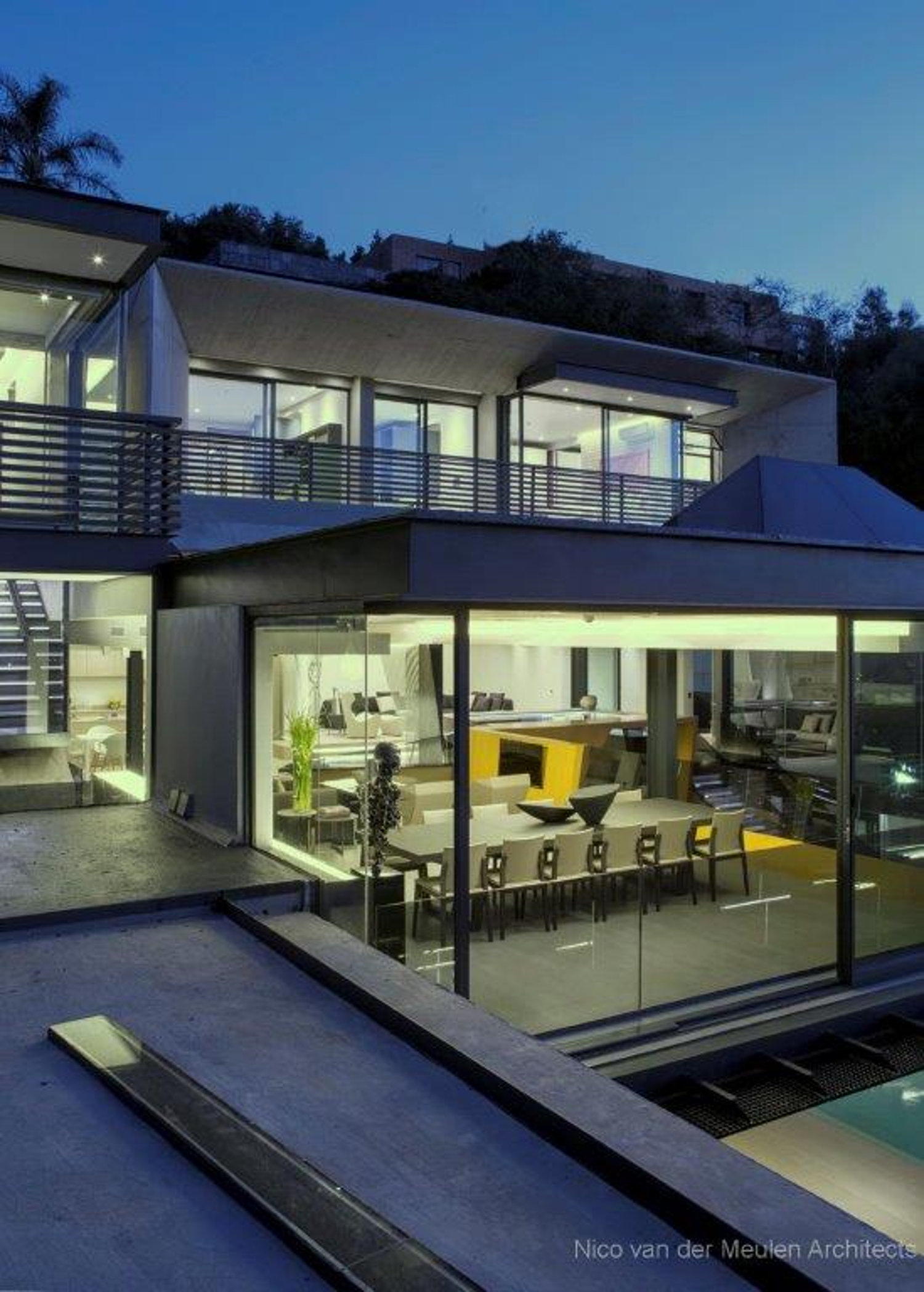 31 Modern Home Decor Ideas For 2016: Smart And Solid House Meshes Tech And Design