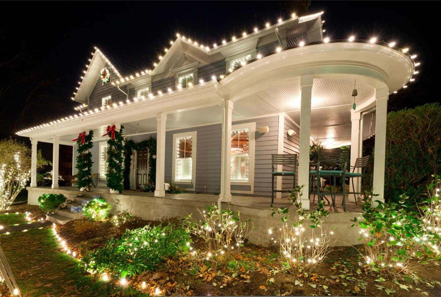 4 automated christmas lighting and other festive smart home setups electronic house