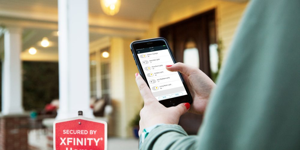 Comcast Xfinity Home Now Offers Smart Lighting And Voice Control