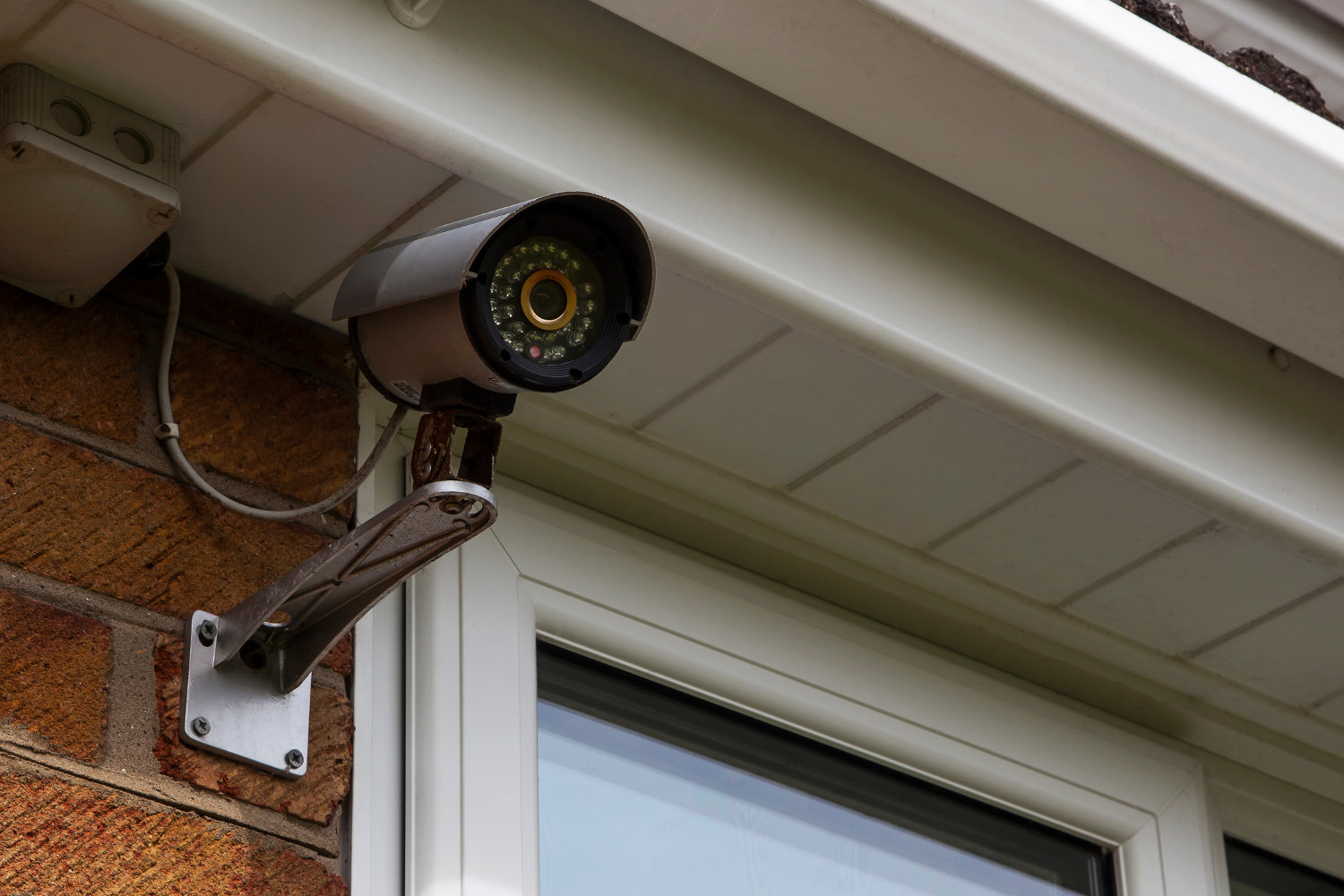 Wireless Vs Hardwired Surveillance Cameras Electronic House Wiring Cctv