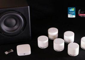 surround-sound, wireless speakers, audio