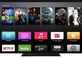 apple, 4K, TV,