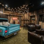 Home Theater Design, Home Theater, Drive-in, Design, Inspiration