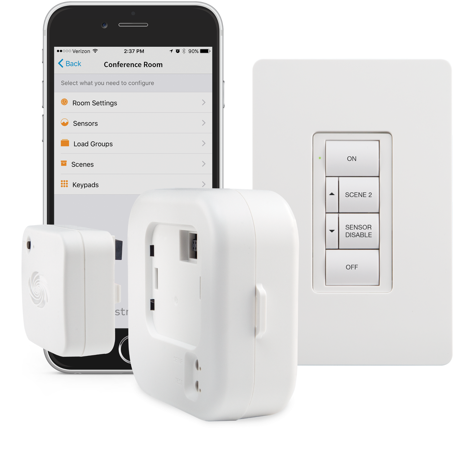 Crestron Introduces New Wireless Lighting System