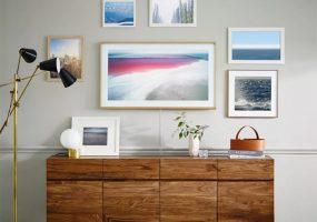 Samsung picture frame TV