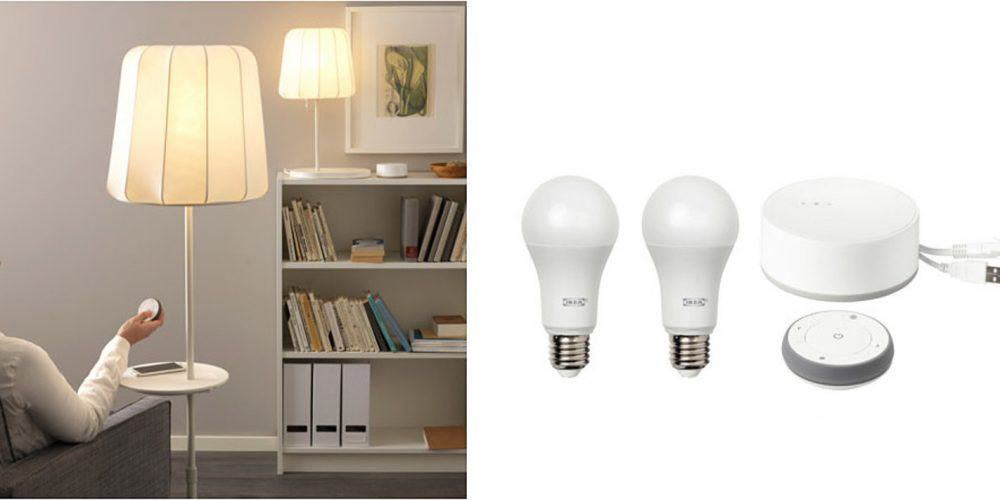 ikea adds philips hue to smart home lighting collection. Black Bedroom Furniture Sets. Home Design Ideas
