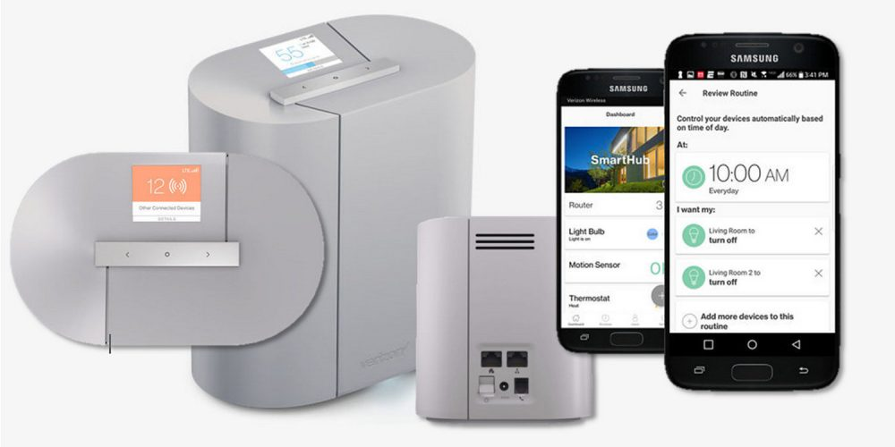 Home Automation Hub Verizon Wireless Launches 4G Cellularbased Home Automation Hub .
