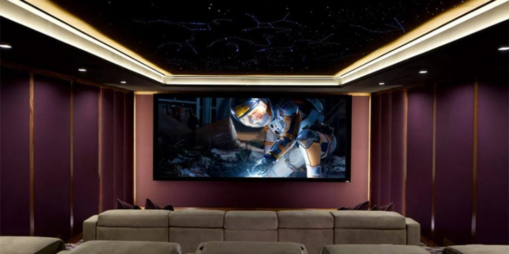 New York Integration Firm Robert Allen Multimedia Recently Installed An  Elan Controlled Dolby Atmos Home Theater Into A Westchester County Home.