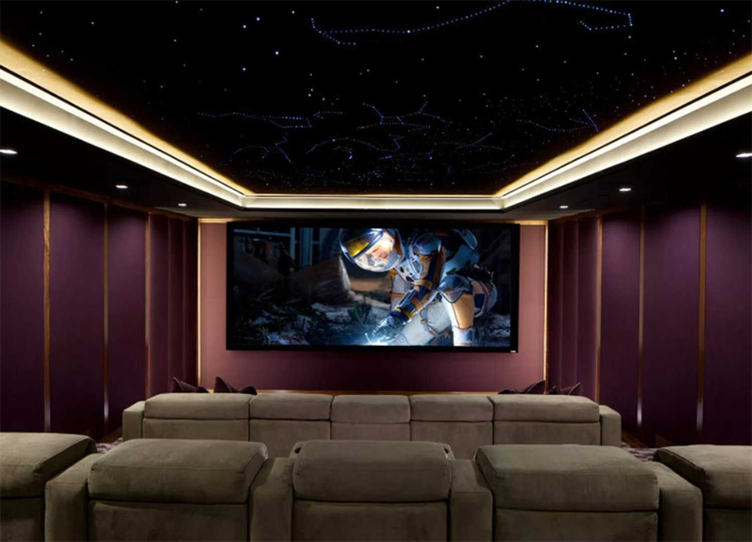 Dolby Atmos Home Theater Gains Finishing Touch A