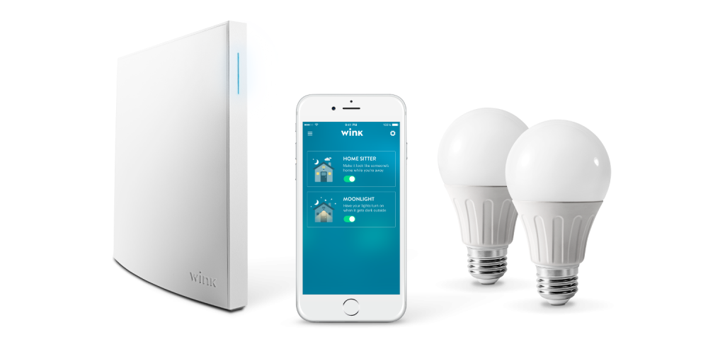 Wink Releases Smart Lighting Kit for Better Home Security ...