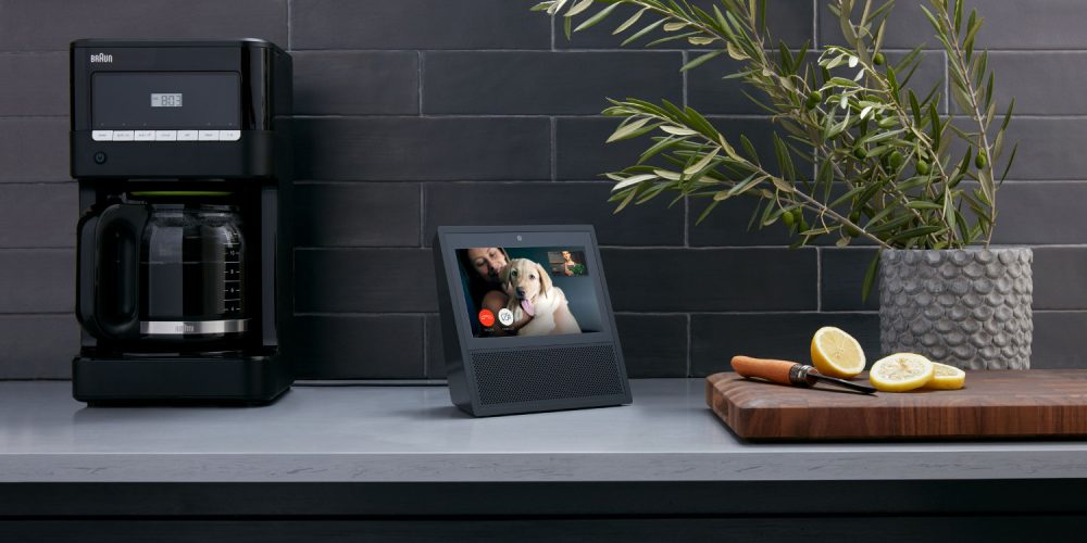 Amazon Echo Show And Alexa Ready To Display Images From Security