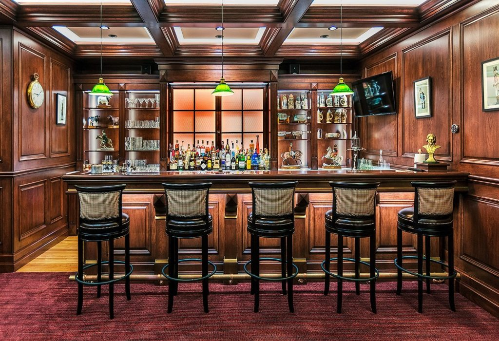 Old English Pub Packed with Smart Home Surprises Electronic House