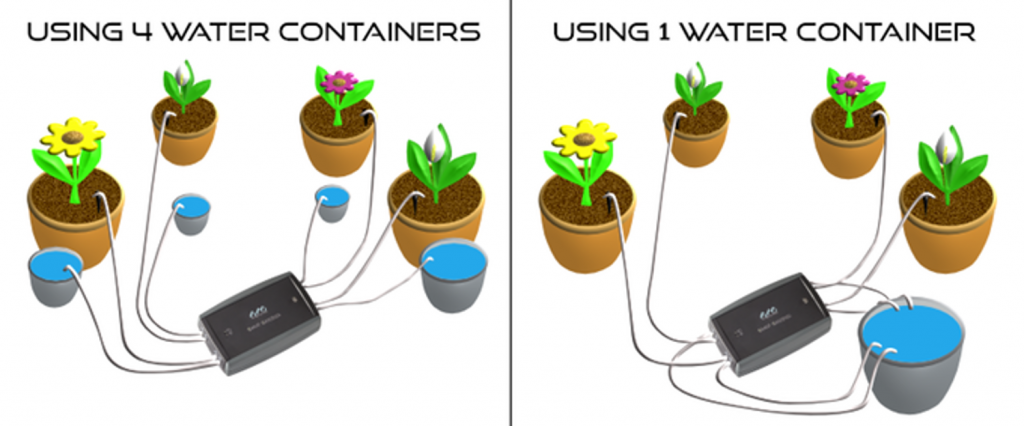 New on Kickstarter: Smart Watering Solution for Indoor Plants ... Electronic Plant Watering System on plant circulation system, plant water system, plant pulley mechanism, plant systems science, plant growing system, plant greenhouse, plant sprinkler system, magnetic plant wall system, the plant system, plant misting system, plant root system, plant digestive system, plant plants, plant feeding system, plant shade, plant training system, plant reproductive system, plant vascular system, plant immune system, plant irrigation,