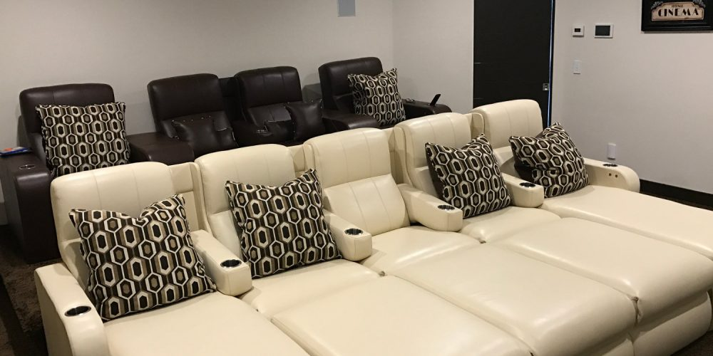 Home theater seating not just for the home theater electronic house Home theater furniture amazon