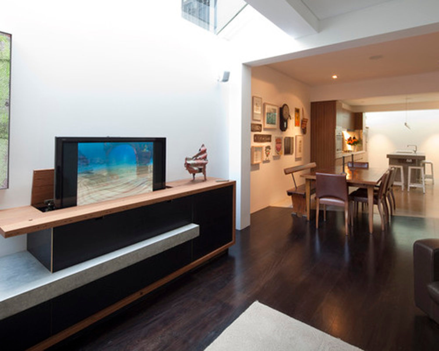 no space for a tv wall mount try one of these 5 creative solutions
