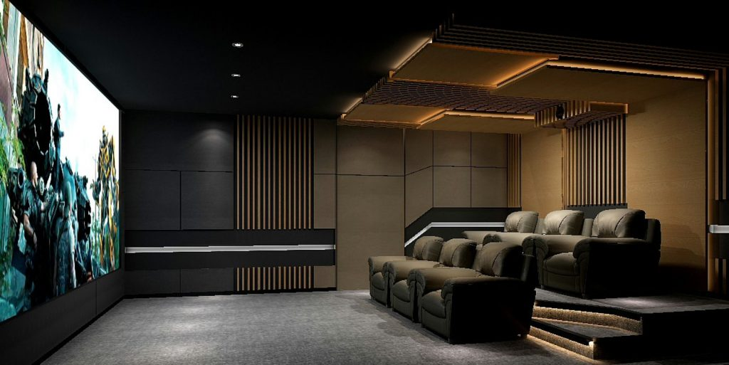 Powerful Atmos Theater Answers Zen Influenced Aesthetic