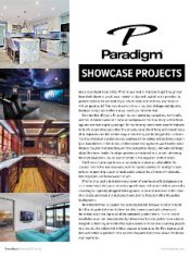 Paradigm Projects Cover