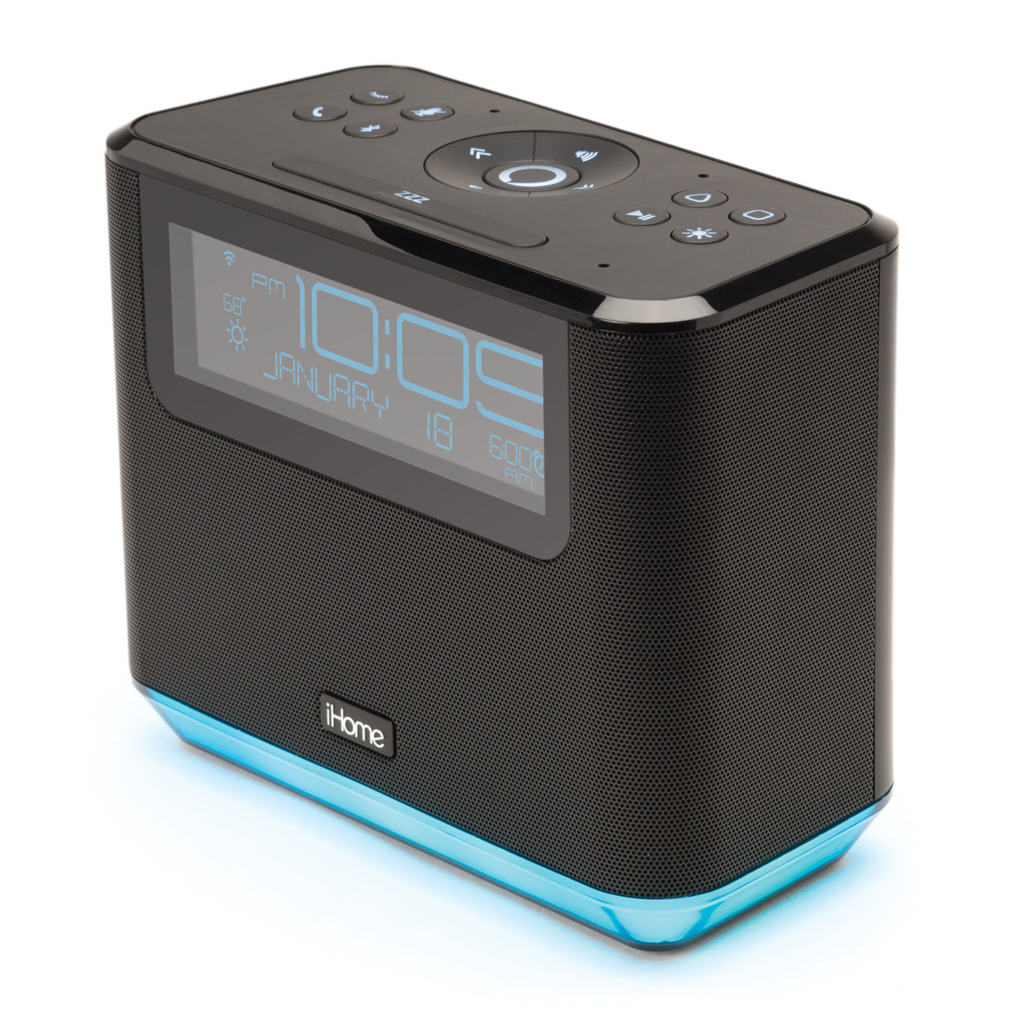 IHome Brings Alexa To The Bedroom With Voice-Activated