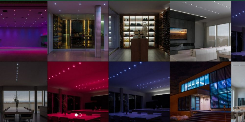 White Lighting Has Been All The Rage In The Commercial Lighting Industry But The Category Is Only Now Appearing In Smart Homes White Led Lights Come
