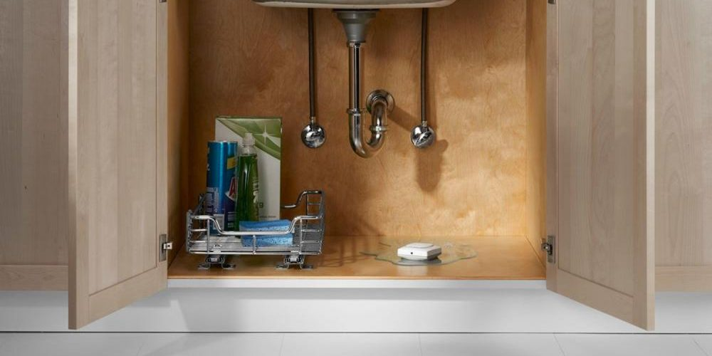 How To Protect Your Home From Water Damage Electronic House - Bathroom floor leaking water