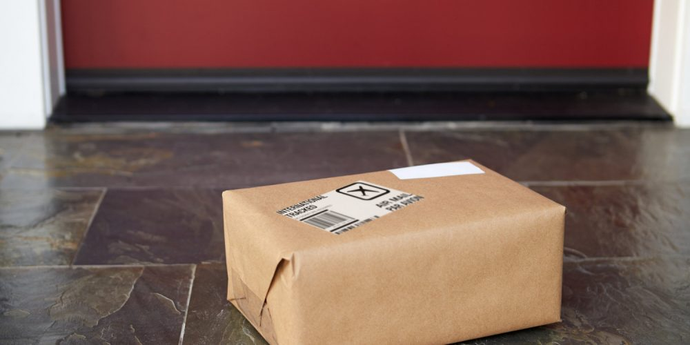A 2016 report says that UPS alone will deliver more than 700 million packages to homes and businesses between Thanksgiving and New Year\u0027s Eve. & Stop Porch Pirates: 9 Effective Ways to Protect Holiday Packages ...