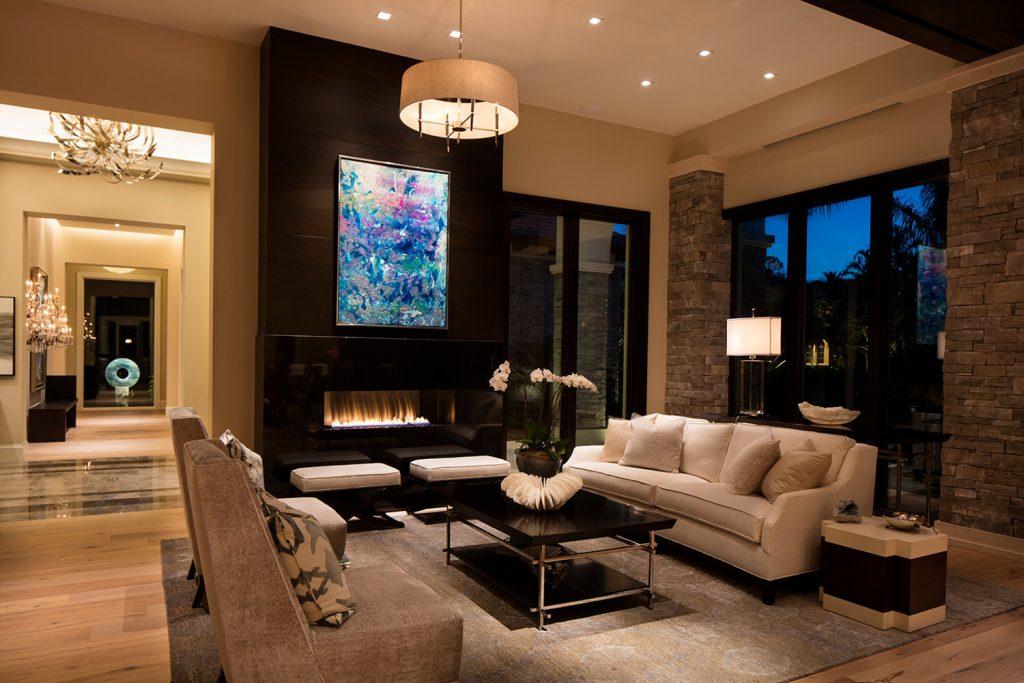 Lutron HomeWorks QS System Sheds Light on Elegant Home Design