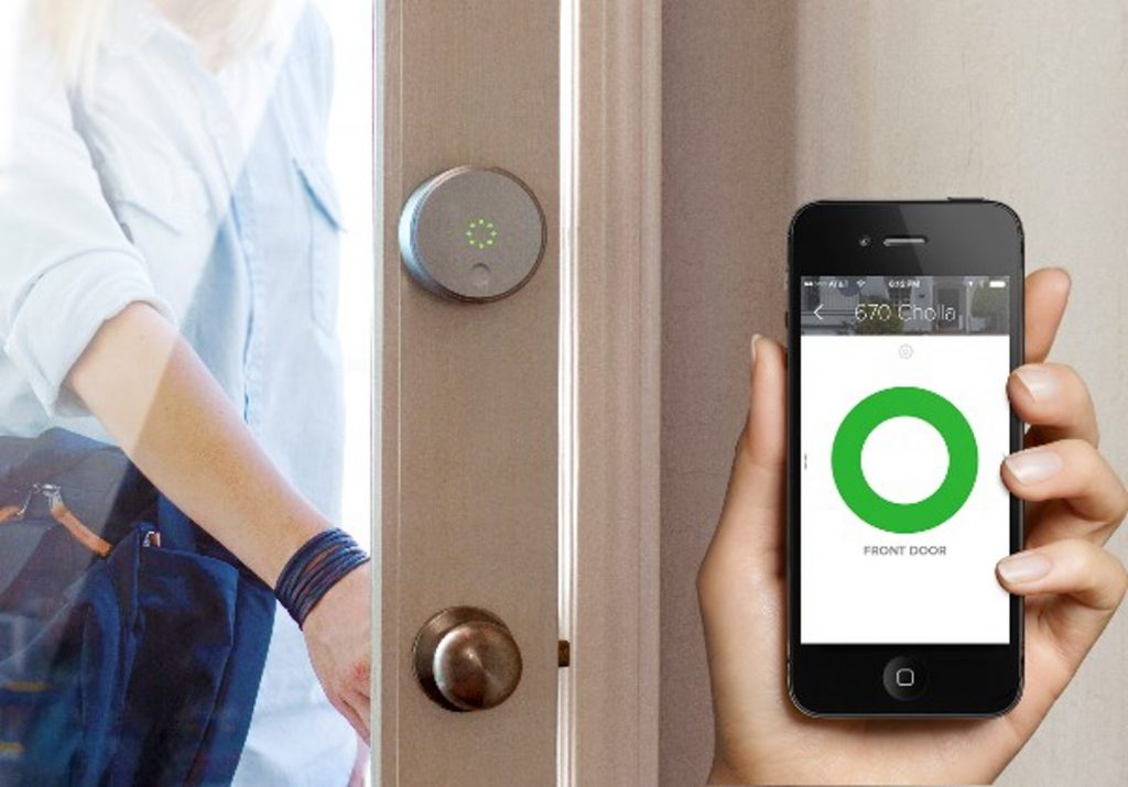 Many Smart Locks Are Designed To Be Installed By Handy