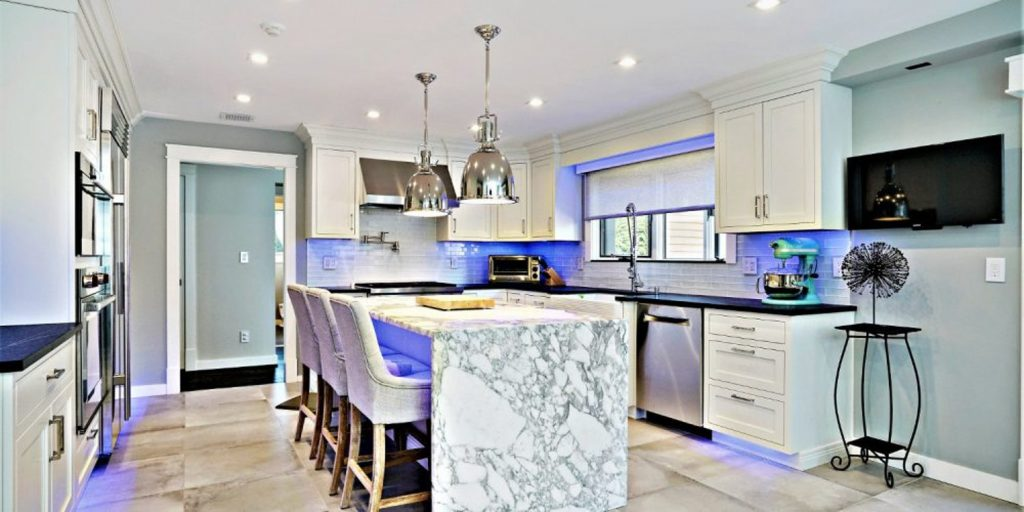 Great Ways For Lighting A Kitchen: 10 Ways A Smart Lighting System Can Enhance The Kitchen