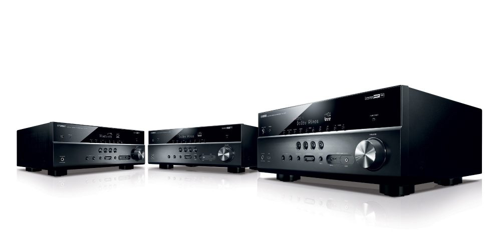 New Yamaha Receiver Supports Wireless Surround Speakers Electronic House