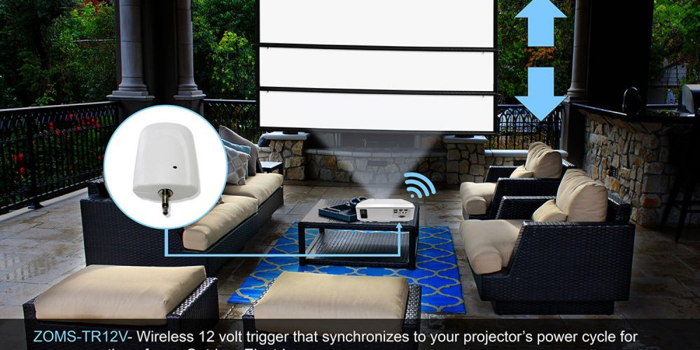 How To Sync Your Projector And Screen Without Any Wires Electronic House