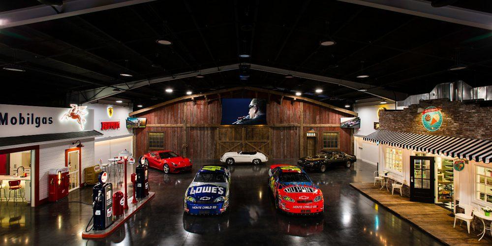 Smart home for Nomenclature icpe garage automobile