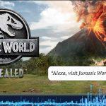Amazon Alexa, Alexa, Jurassic World, Jurassic Park