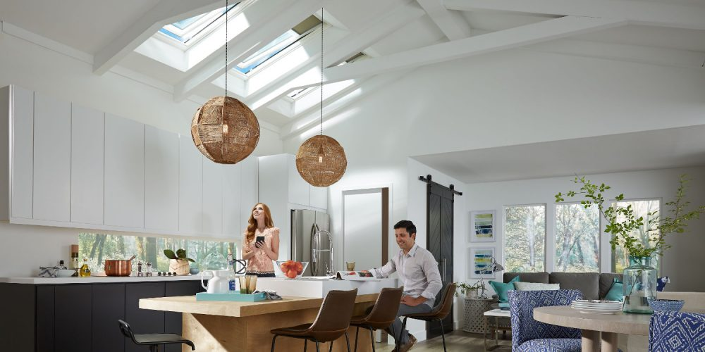 Skylights Are An Oft Forgotten Element Of A Smart Home. Out Of Reach And  Out Of Your Direct Line Of Sight, They Seem To Get Skipped Over When  Planning For ...