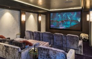 Flood Finally Inspires Home Theater Redo