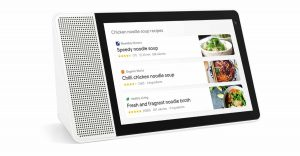 Google Smart Displays: New Competition for Amazon Echo