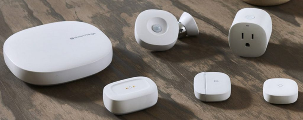 Samsung Redesigns Smartthings Hub Now Wi Fi Enabled
