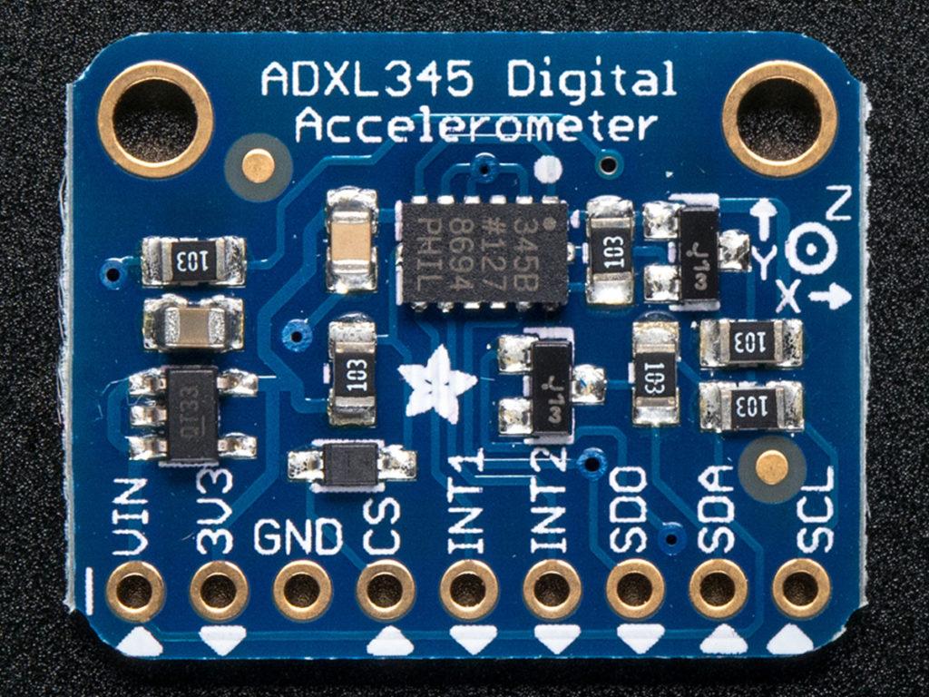 ADXL345 Digital Accelerometer