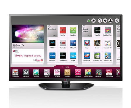 47 Inch CLASS 1080P LED TV WITH SMART TV (Clone)