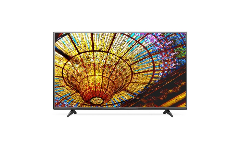 55 in 4K UHD Smart LED TV