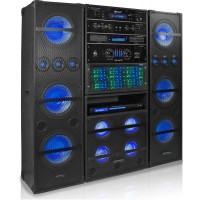 Pro 3500 Watt Bluetooth Rack System