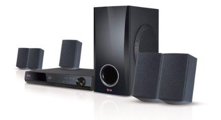 LG Electronics BH5140S 500W Blu-Ray Home Theater System