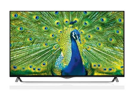 LG CINEMA 3D 4K Ultra HD TV
