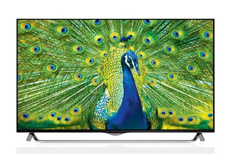 LG Electronics 65-Inch 4K Ultra HD 120Hz 3D LED TV