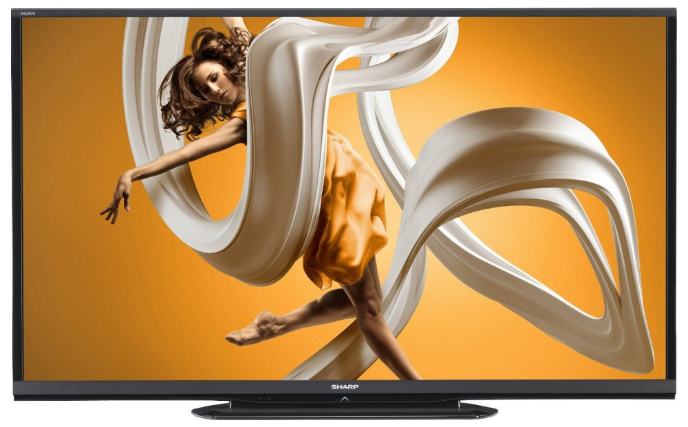 Sharp 60-inch Aquos HD 1080p 120Hz Smart LED TV