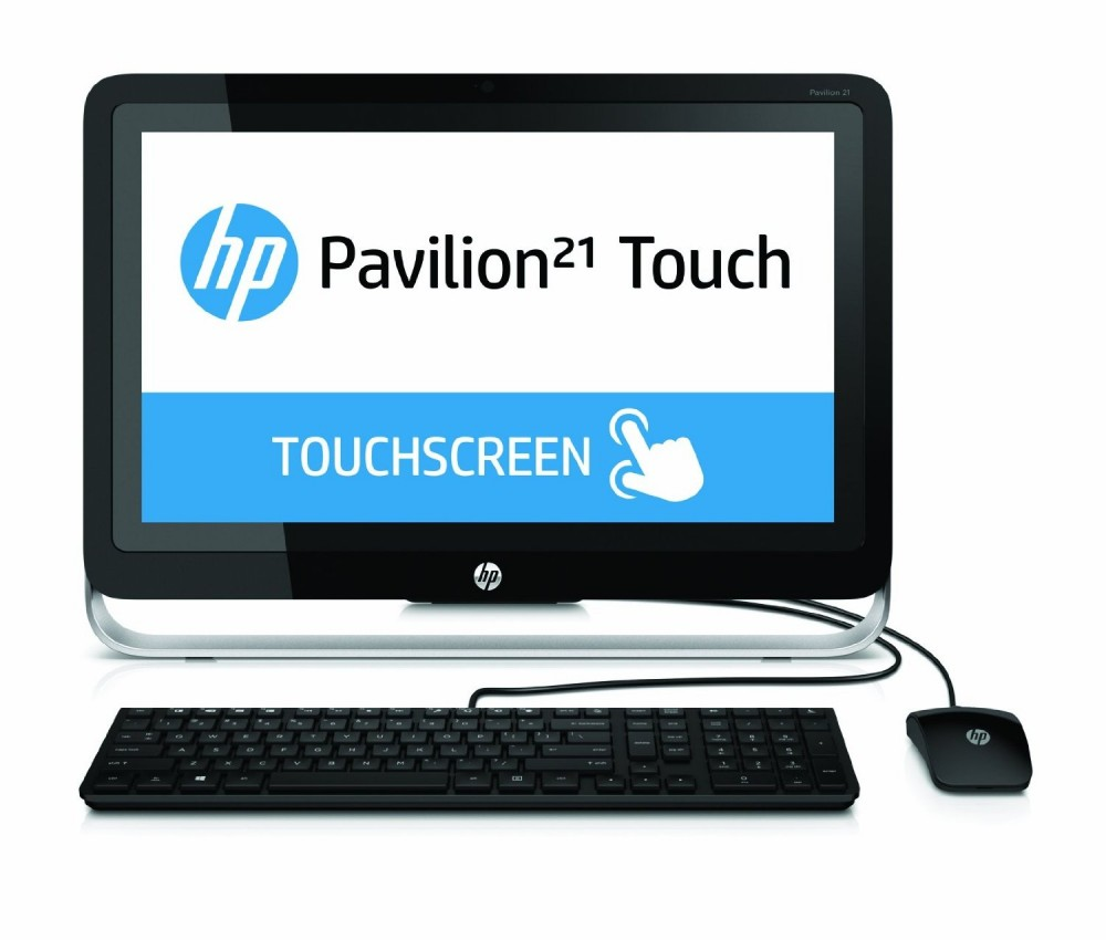 HP Pavilion 21-Inch Touchsmart All-in-One Desktop