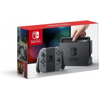 Nintendo - Switch™ 32GB Console - Gray Joy-Con™
