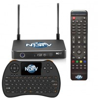 NCTV UHD/4K Android TV Box