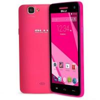 BLU Studio 5.0  Smartphone - GSM Unlocked - Neon Pink